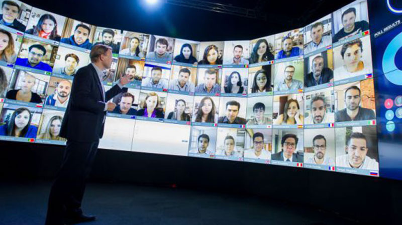IE University's Window On The Classroom Of The Future