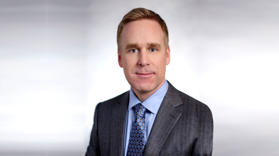 Pat Cronin, Chief Executive Officer, BMO Capital Markets