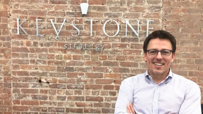 Keystone Strategy's Digital Transformation Focus and Entrepreneurial Flair