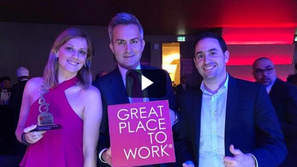 Delta Partners - A Great Place To Work