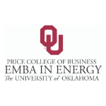 Oklahoma Price EMBA in Energy