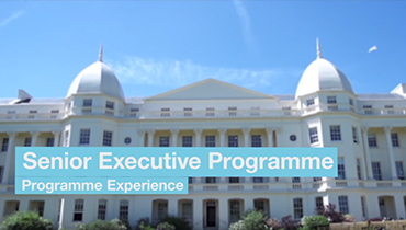 Senior Executive Programme Experience l London Business School