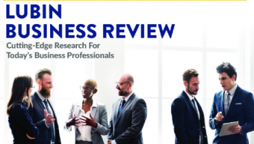 Lubin Business Review
