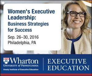Women's Executive Leadership