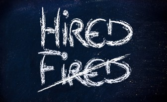 fired hired