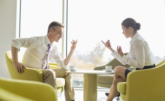 connect with interviewers