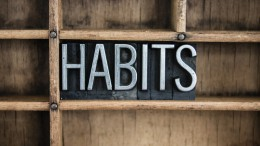create positive habits