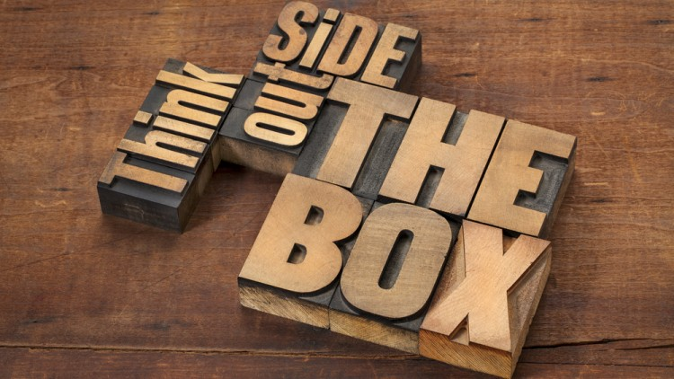 think outside the box job search