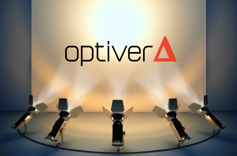 Optiver trading strategy