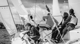 business lessons sailboat racing