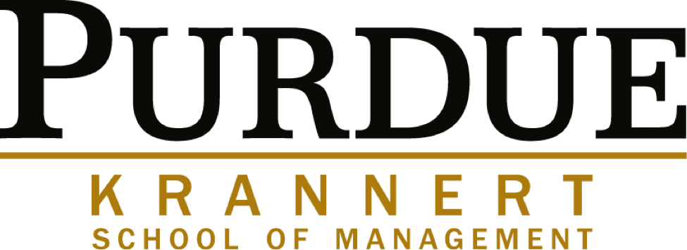 purdue krannert scool management