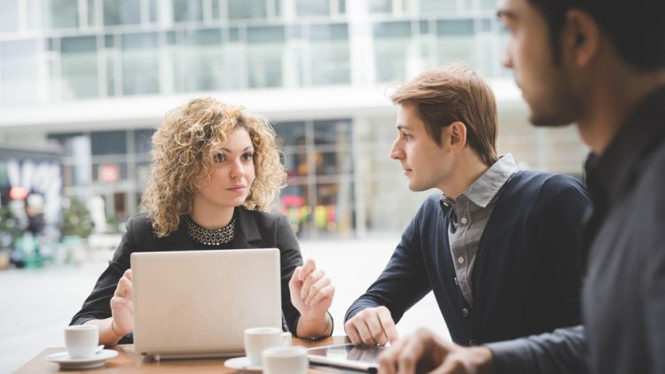 build trust with new employees