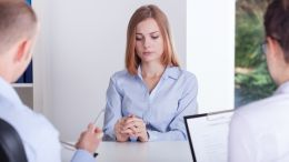 recover flubbed interview question