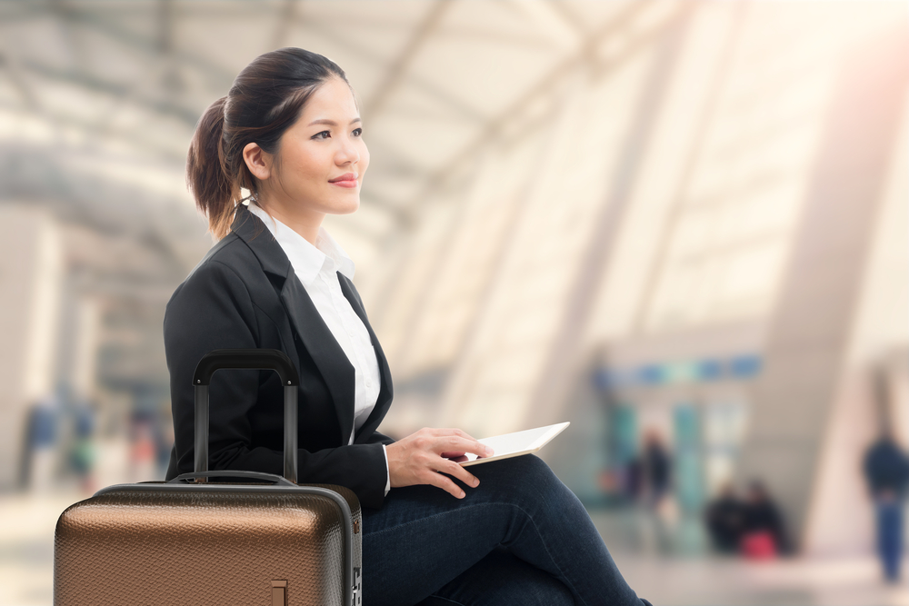 Dating for business travelers