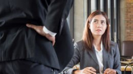 performance review with a hostile boss   abusive boss