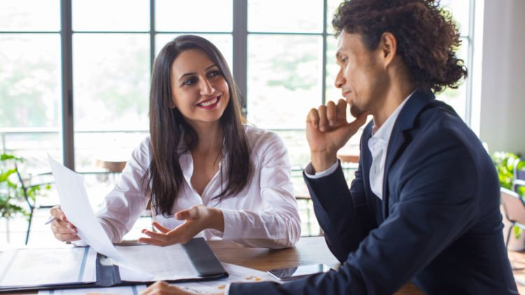what to say in a performance review