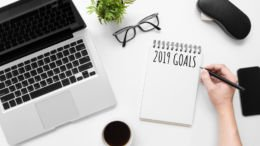 new year resolution ideas for work | work goals for 2019