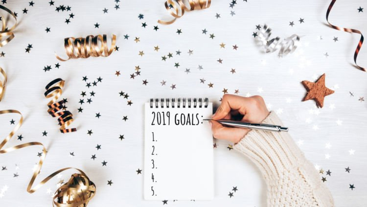 Making Your New Year's Resolutions Stick - Check Out This Trick