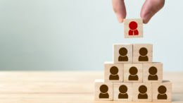positioning yourself into a management position