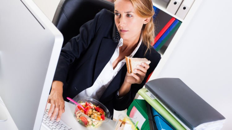 healthy eating for busy professionals