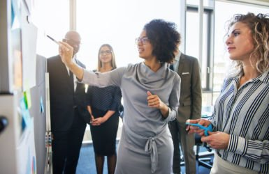 diverse leadership in a company