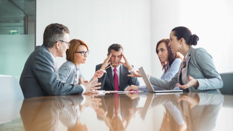 Keeping The Peace: Managing Conflict When You and Other Leaders Don't See Eye to Eye