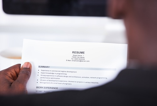 Why the Top 1/3 of Your Resume Matters Most