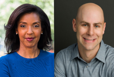 Erika James, Adam Grant